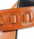 Walker & Williams G-01 Chestnut Brown Strap with Padded Glovesoft Back