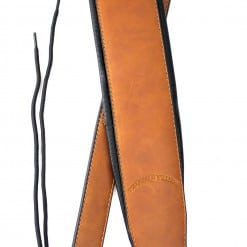 Walker & Williams G-905 Oil Finish Saddle Tan Strap with Padded Glovesoft Back