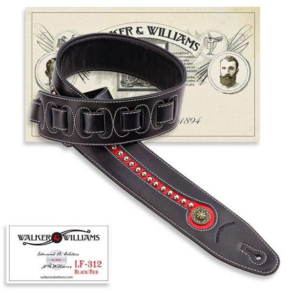 Walker & Williams LF-312 strap