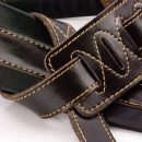 Walker & Williams C-21 Premium Brown Padded Leather Strap