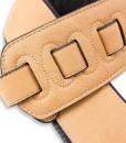 Walker & Williams G-13 Buckskin Tan Matte Strap With Padded Glovesoft Back