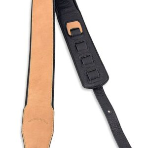 Walker & Williams G-13 Buckskin Tan Matte Strap With Padded Glovesoft Back