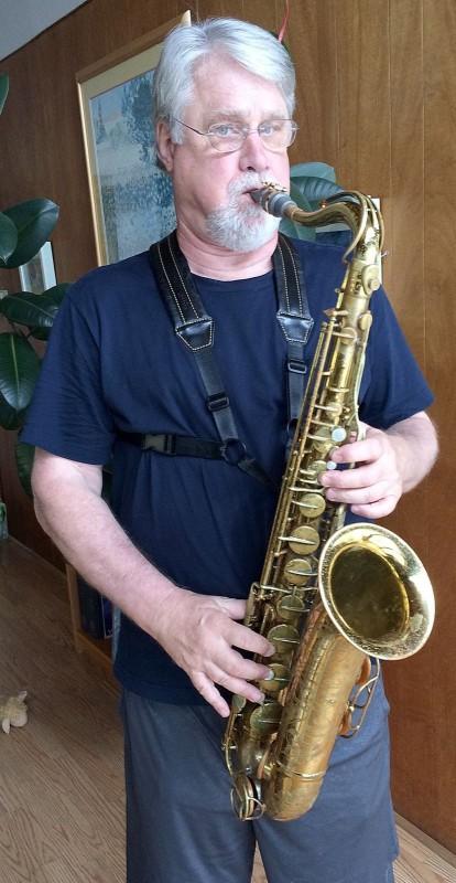 sa 42 pboTenor e1416337833720 sa 42 padded leather saxophone harness tenor, alto walker & williams