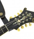 Walker & Williams AT-1 BLK Acoustic Guitar Strap Button Headstock Adaptor