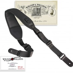 """Walker & Williams NP-52 XL Neoprene Strap Bass or Guitar Extra Long Up To 60"""""""