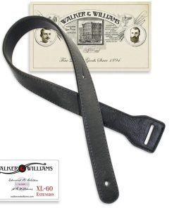 """Walker & Williams XL-60 Strap Extender Lengthens W&W Straps By 5"""" Up To 60"""""""