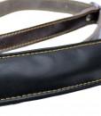 Walker & Williams C-18 Brown Leather Vintage Slash Strap Extra Long