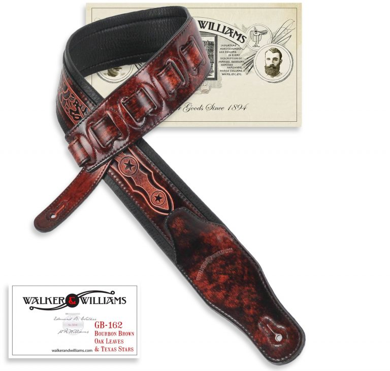 Walker and Williams GB-162 Strap